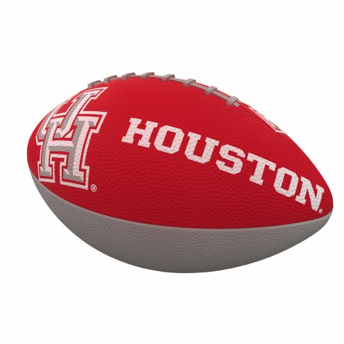 Houston Cougars Logo Junior Rubber Football
