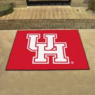 Houston Cougars Man Cave All-Star Rug