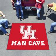 Houston Cougars Man Cave Tailgate Mat