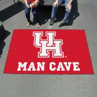 Houston Cougars Man Cave Ulti-Mat Rug