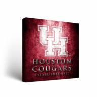Houston Cougars Museum Canvas Wall Art