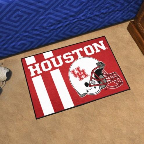 Houston Cougars NCAA Starter Rug