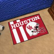 Houston Cougars NCAA Starter Rug