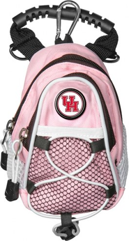 Houston Cougars Pink Mini Day Pack