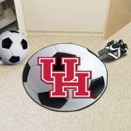 Houston Cougars Soccer Ball Mat