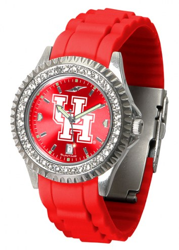Houston Cougars Sparkle Women's Watch