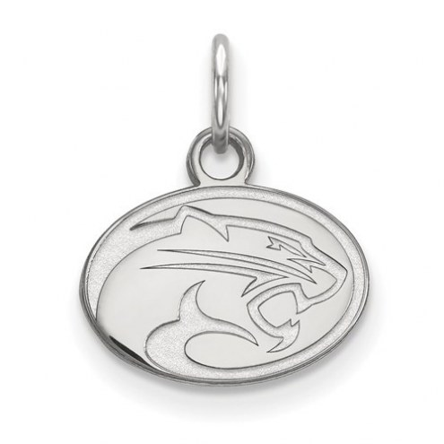 Houston Cougars Sterling Silver Extra Small Pendant