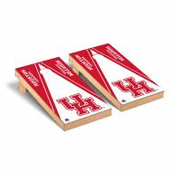 Houston Cougars Triangle Cornhole Game Set