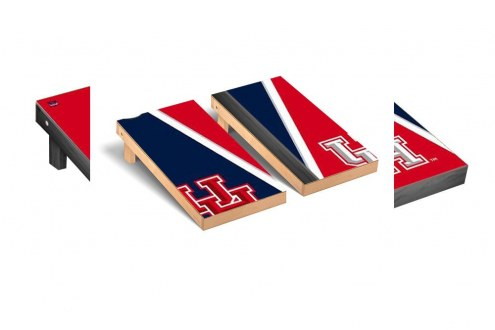 Houston Cougars UH Triangle Cornhole Game Set