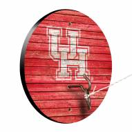 Houston Cougars Weathered Design Hook & Ring Game