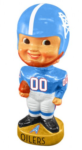 Houston Oilers Legacy Football Bobble Head