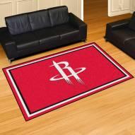 Houston Rockets 5' x 8' Area Rug