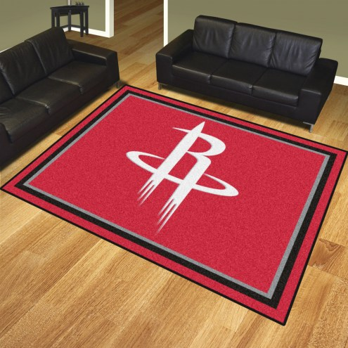 Houston Rockets 8' x 10' Area Rug