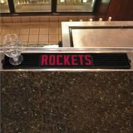 Houston Rockets Bar Mat