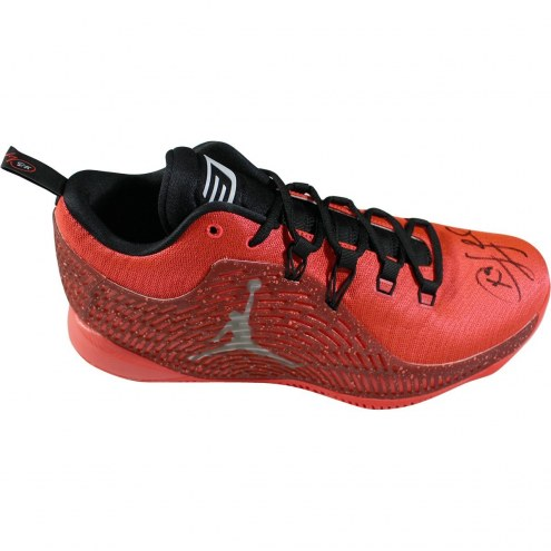 Houston Rockets Chris Paul Signed Red CP3.X Shoe