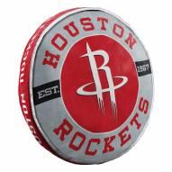 Houston Rockets Cloud Travel Pillow