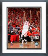 Houston Rockets Corey Brewer Playoff Action Framed Photo