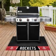 Houston Rockets Grill Mat