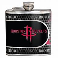 Houston Rockets Hi-Def Stainless Steel Flask