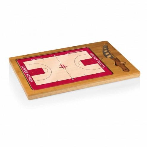 Houston Rockets Icon Cutting Board
