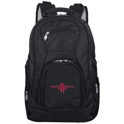 Houston Rockets Laptop Travel Backpack