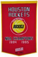 Houston Rockets Dynasty Banner