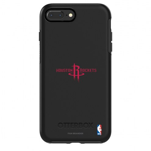 Houston Rockets OtterBox iPhone 8/7 Symmetry Black Case