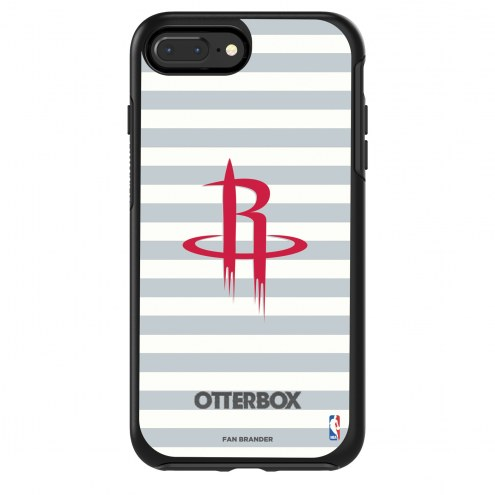 Houston Rockets OtterBox iPhone 8/7 Symmetry Stripes Case