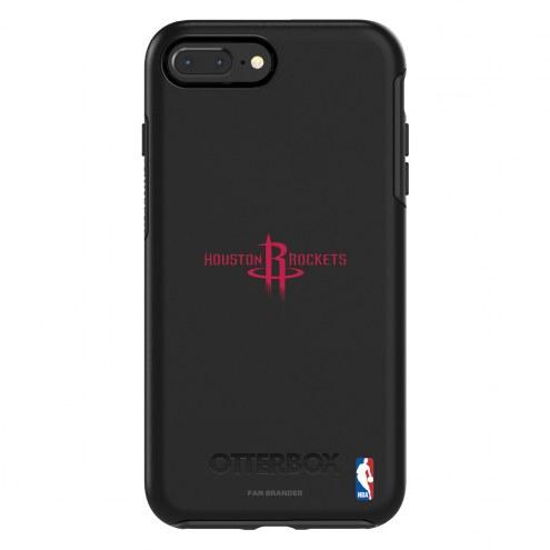 Houston Rockets OtterBox iPhone 8 Plus/7 Plus Symmetry Black Case