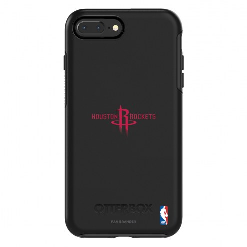 Houston Rockets OtterBox iPhone 8 Plus/7 Plus Symmetry Black Case