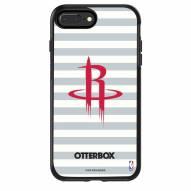 Houston Rockets OtterBox iPhone 8 Plus/7 Plus Symmetry Stripes Case