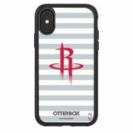 Houston Rockets OtterBox iPhone X/Xs Symmetry Stripes Case
