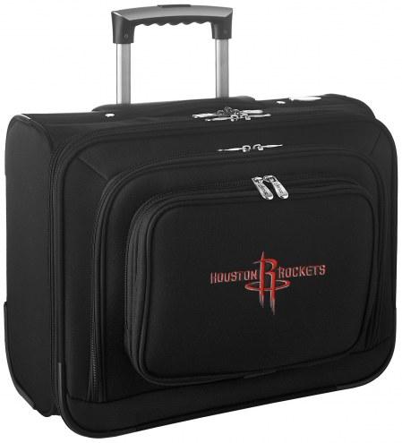 Houston Rockets Rolling Laptop Overnighter Bag