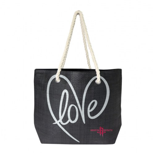 Houston Rockets Rope Tote