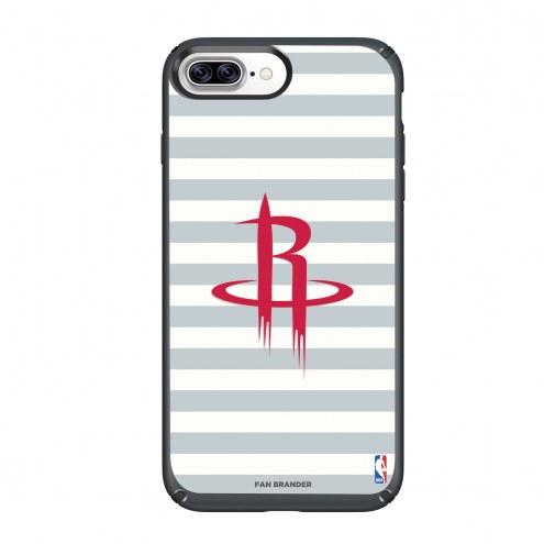 Houston Rockets Speck iPhone 8 Plus/7 Plus Presidio Stripes Case