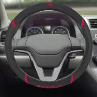 Houston Rockets Steering Wheel Cover