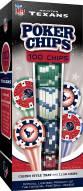 Houston Texans 100 Poker Chips