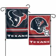 "Houston Texans 11"" x 15"" Garden Flag"
