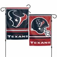"""Houston Texans 11"""" x 15"""" Garden Flag"""