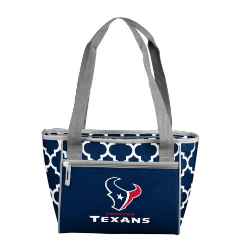Houston Texans 16 Can Cooler Tote
