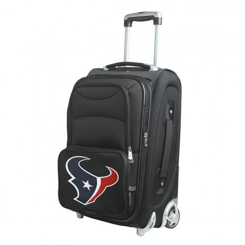 "Houston Texans 21"" Carry-On Luggage"
