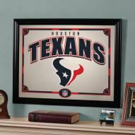 """Houston Texans 23"""" x 18"""" Mirror"""