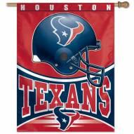 "Houston Texans 27"" x 37"" Banner"