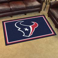 Houston Texans 4' x 6' Area Rug