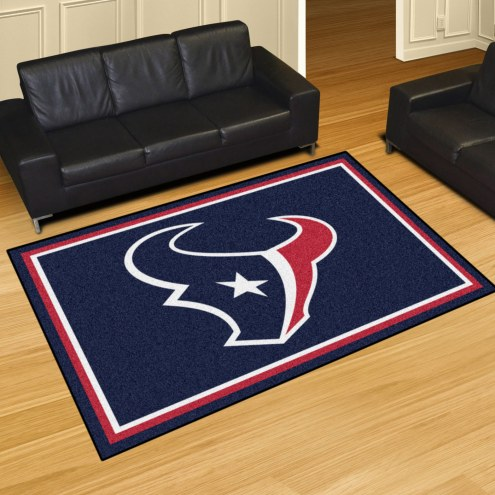 Houston Texans 5' x 8' Area Rug