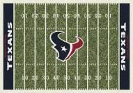 Houston Texans 6' x 8' NFL Home Field Area Rug