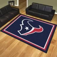 Houston Texans 8' x 10' Area Rug