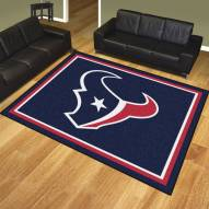 Houston Texans 8' x 10' Area Rug