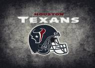 Houston Texans 8' x 11' NFL Distressed Area Rug