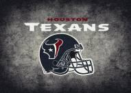 Houston Texans 8' x 11' NFL Distressed Area Rug